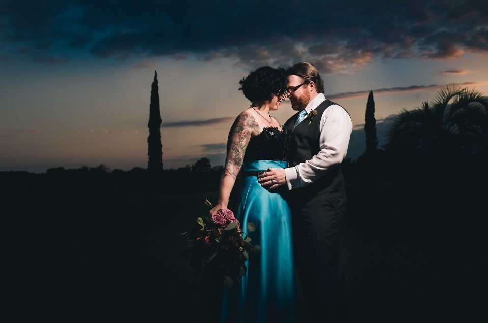 Colby & Lorena's October Wedding